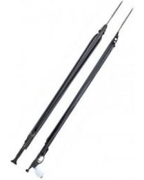 Λαστιχοβόλο Ψαροτούφεκο Omer Cayman ET Black 105cm
