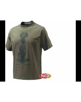 Beretta Hunting Dog Τ-shirt