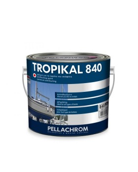 Υφαλόχρωμα Tropical 840 Λευκό 1lit