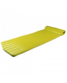 Foam Float-Στρώμα Θαλάσσης 3.8cm Κυματιστό Kίτρινο