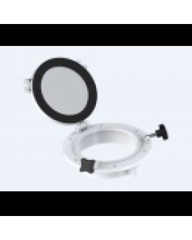 Φινιστρίνι Στρογγυλό Ανοιγόμενο 265 / 197mm