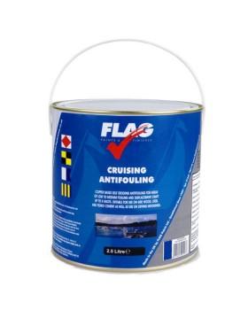 Αυτοκαθαριζόμενο Υφαλόχρωμα Flag Cruising Σκούρο Μπλε 1lit