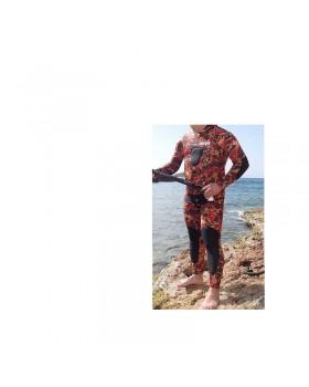 Camo Coral Free Dive