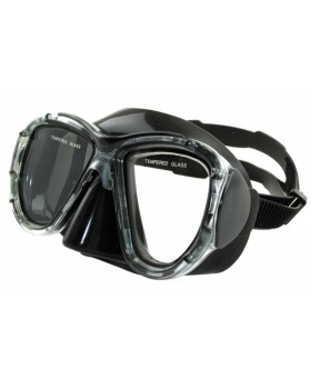 Μάσκα Κατάδυσης XDive TEKA BLACK
