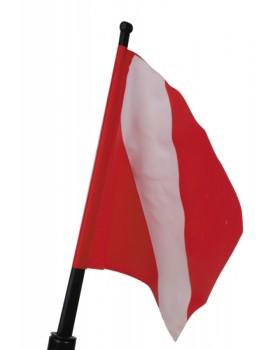 Σημαία XDive Υποβρύχιας Αλιείας Με Ιστό