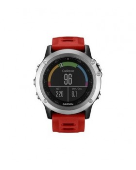 Garmin Fenix 3 Silver Performer Bundle