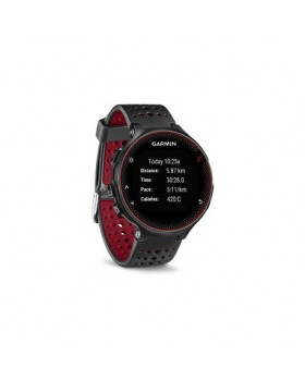 Garmin Forerunner 235 Black & Marsala Red