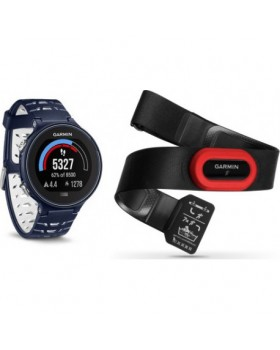 Garmin Forerunner 630 Midnight Blue Bundle