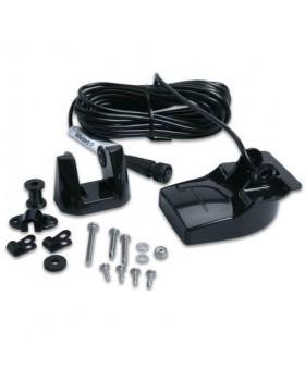 Garmin Plastic transom transducer 20050KHz