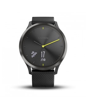 Garmin vivomove HR Sport Large Black/Black