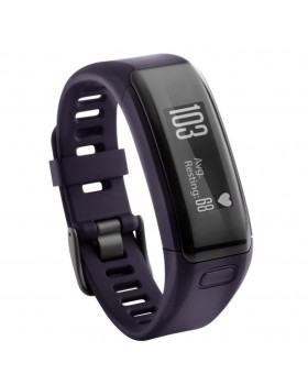Garmin- Vivosmart HR Imperial Purple Regular