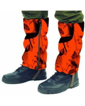 Γκέτες Αδιάβροχες Dispan Πορτοκαλί Παραλλαγή 21ΠΚ