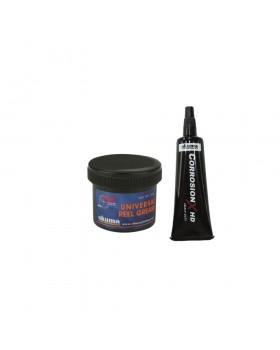 Okuma Cal's Universal Reel Grease & Corrosion X Oil