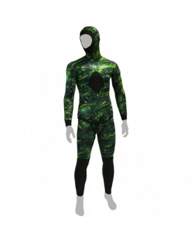 Epsealon Φόδρα/Ξυρισμένη Στολή Green Fusion 3mm