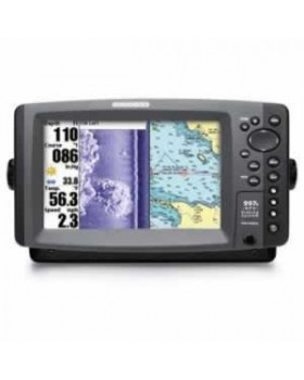 Humminbird- 997c SI GPS Plotter