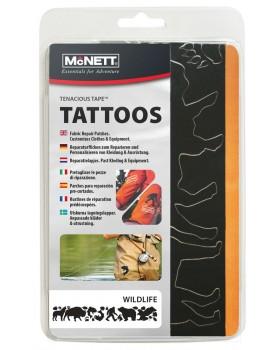 Tenacious Tape™ Tatoos