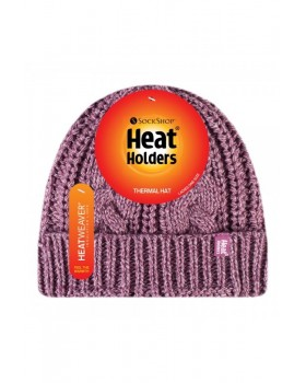 Heat Holders Γυναικείος Σκούφος με Γύρισμα