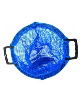 Δίχτυ μεταφοράς XDIVE Μπλε με πλαστική χειρολαβή
