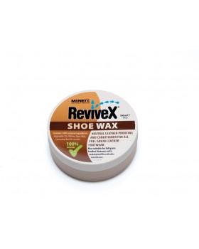 Αδιαβροχοποιητικό και συντηρητικό κερί δέρματος REVIVEX Shoe Wax – 100 ml