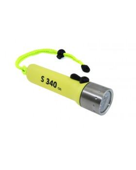 Υποβρύχιος Φακός CREE Q5 LED S340
