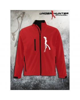 Μπουφάν Uh 042 Red Jacket
