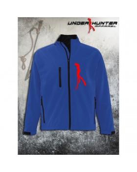Μπουφάν Uh 043 Blue Jacket