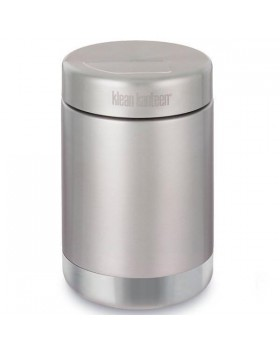 Klean Kanteen 473ml Insulated Food Canister Brushed Stainless