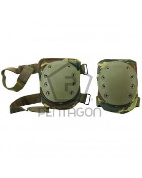 Επιγονατίδες Pentagon Lithos Army
