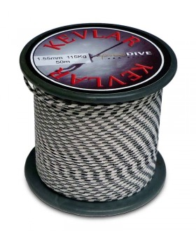Free Dive- Kevlar 1.55 mm 50m