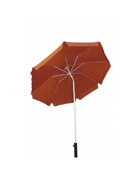 Ομπρέλα Παραλίας Πορτοκαλί 2m