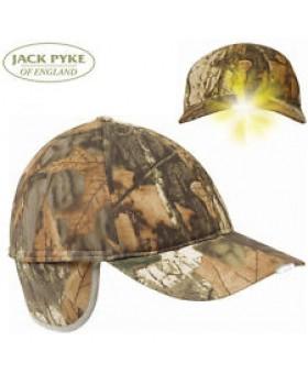 Jace Pyke-Καπέλομε Με Leds Camo Wildflower Cap Jack