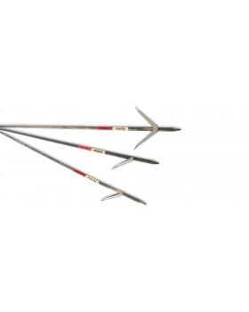 Apnea - Βέργα GOLD μονόφτερη με εγκοπές 1.30cm- 6.5 mm