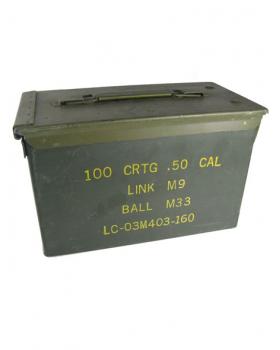 Mil-Tec-Μεταλλικό Στεγανό Κουτι Αποθήκευσης Πυρομαχικών