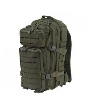 Mil-Tec-Σάκος Πλάτης Laser Cut Assault LG Tactical 36 Λίτρων - Χακί