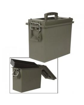 Mil-Tec Μεγάλο Πλαστικό Κουτί Αποθήκευσης Πυρομαχικών - Φαρμάκων - Εξοπλισμού