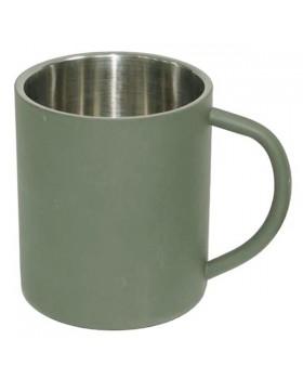 Mil Tec Ανοξείδωτο Ποτήρι με Eπένδυση 400 ml