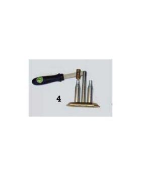 Μηχανή Πάγκου Εισαγωγής-Εισαγωγής Καψυλίων 12GA