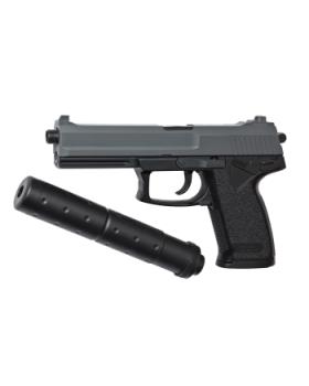 Πιστόλι Soft Spring, MK23 Socom, Black