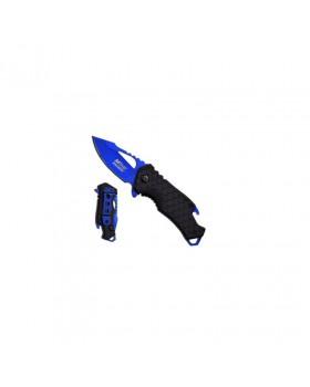 Μαχαίρι Mtech Ballistic Frameloc Blue MTA882BL