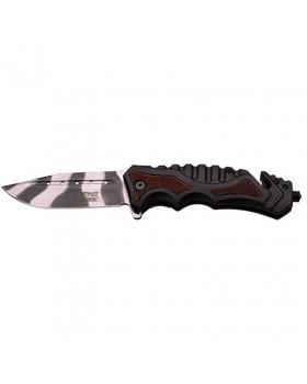 Μαχαίρι Mtech Ballistic Camo Folder MTA937WU