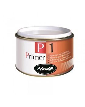 Nautix P1 Γκρι Αστάρι Ενός Συστατικού(0.35lit)