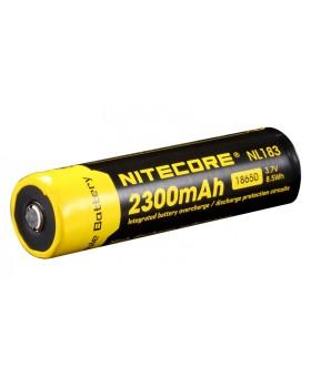 Nitecore-Μπαταρία Nitecore 18650 / 2300mAh