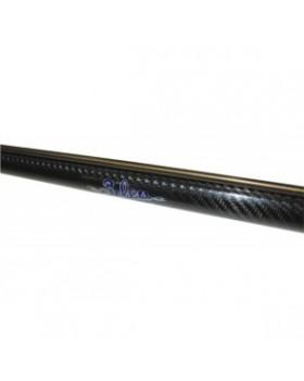 Bleu Tec Σωλήνας Carbon Gen Με Οδηγό Βέργας 100cm