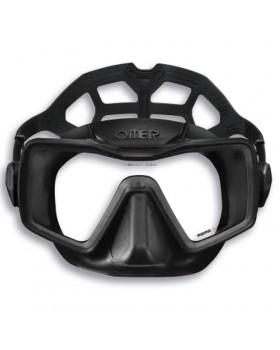Μάσκα Κατάδυσης Omer Apnea Black