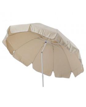 Ομπρέλα Θαλάσσης 200/100 Εκρού