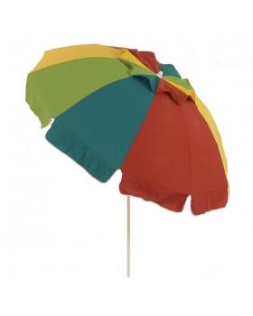 Ομπρέλα Θαλάσσης 200/100 Πολύχρωμη