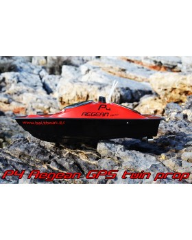 Τηλεκατευθυνόμενο Σκαφάκι P4 Aegean Twin Prop