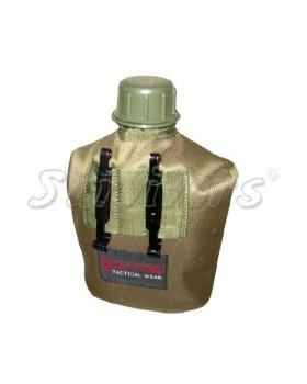 Παγούρι Survivors Στρατιωτικό Πλαστικό