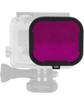 PolarPro Magenta Dive Filter for GoPro HERO3+/HERO4 Standard Housing