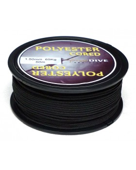 Free Dive-Polyester  Cord 1,5mm(50m)